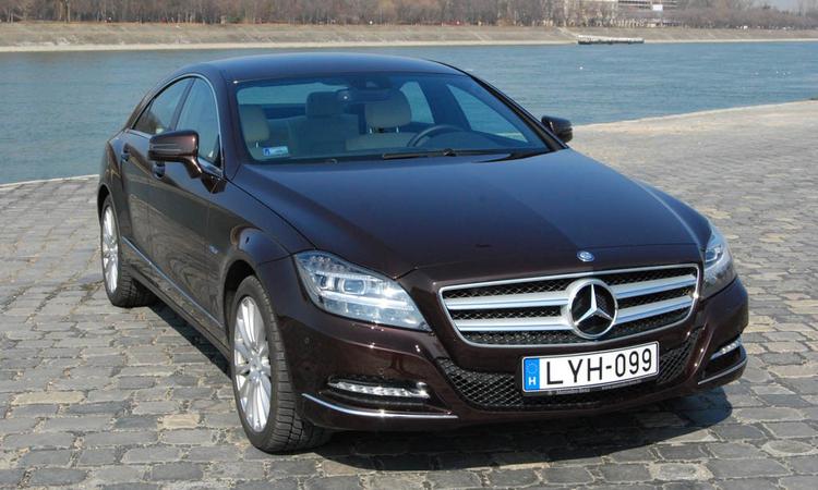 Mercedes-Benz CLS 350 CDI 4MATIC - Elnök úr