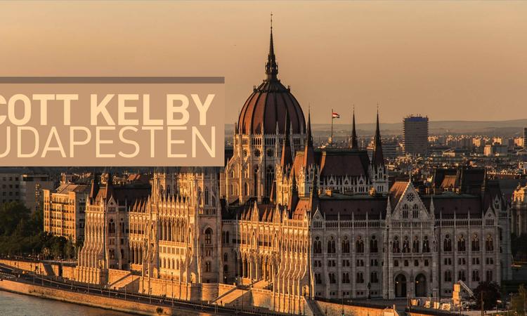 Scott Kelby egy napja Budapesten - élménybeszámoló