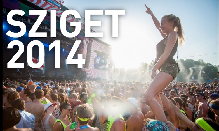 Sziget Fesztivál 2014 - Meglesz a rekord?