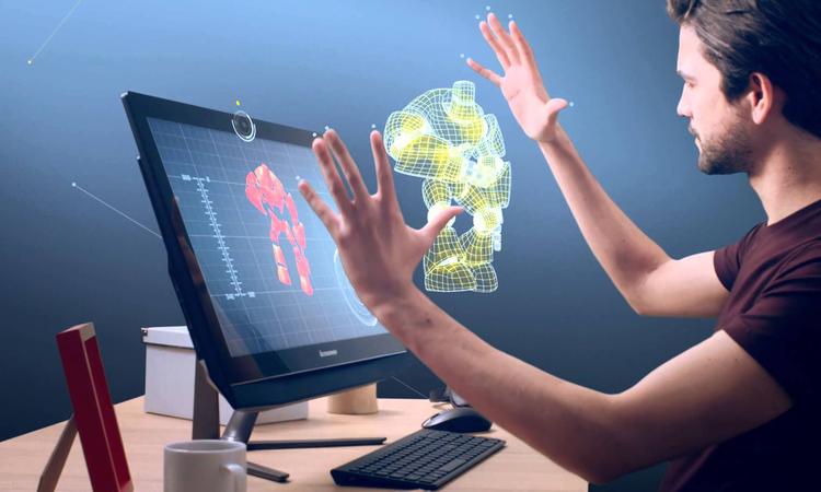 Hello Jarvis! - Lenovo B50 Intel RealSense 3D kamerával