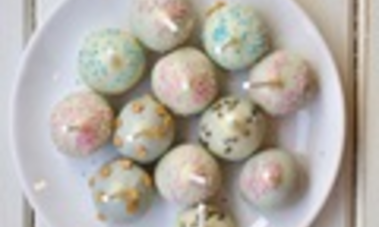 Ha sütit akarsz, van egy ötletünk! - Így készül a karácsonyi cake pop