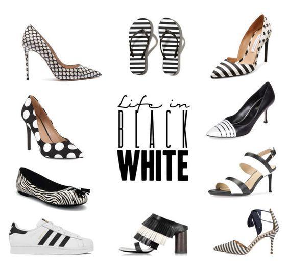 Az élet fekete-fehérben - Élj Színesen és Stílusosan a805de5366