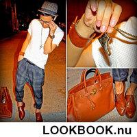 Elegáns lazulás Manilából_Lookbook #6