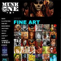 Munk One, a streetart sötét arca