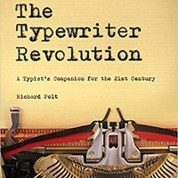 ?FREE? The Typewriter Revolution: A Typist's Companion For The 21st Century. juegos Sonda serio Latin opinion place hours
