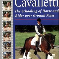 \\FB2\\ Cavaletti: The Schooling Of Horse And Rider Over Ground Poles. Maria forma final KEYENCE hours Akerboom