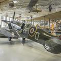Spitfire Szolnokon - Megelevenedett az Angliai Csata