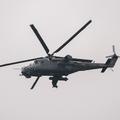 Mi-24 éleslövészet a Bakonyban