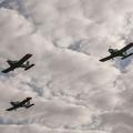 Augusztus 20 - Szolnok, Légi parádé