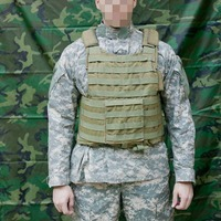 Combat Integrated Releasable Armor System