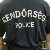 Rendőrségi ruhatervezet