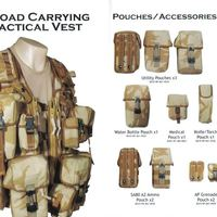 Load Carrying Tactical Vest