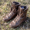 Boots Cold Wet Weather Male Brown