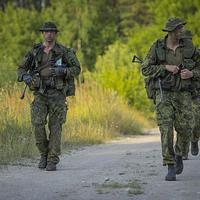 The Russians Are Coming: Estonia's National Militia