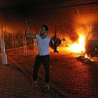 A bengházi nagykövetség megtámadása