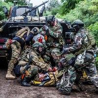 Taktikai Sebesültellátás Élő Környezetben (18+)