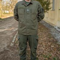 Kampfanzugsjacke (leicht)