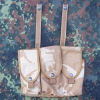Bag Ammunition Desert DPM (Triple Ammo Pouch)