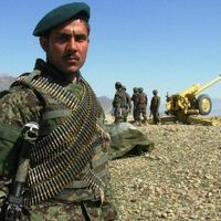 Inside the Afghan National Army