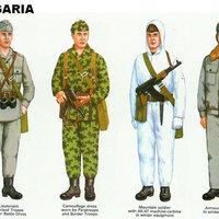 A VSZ. katonái: Bulgária