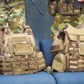Védőmellény prototípusok a Magyar Honvédségnél