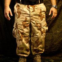 2003M (2004M) sivatagi gyakorló nadrág