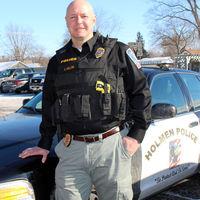 Rendőrségi védőmellények az USA közrendvédelmi járőreinél
