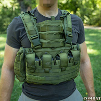 Tasmanian Tiger Chest Rig MKII