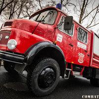 Mercedes 1113 Nehéz Műszaki Mentő Gépjármű (Lujzi)(1. rész)