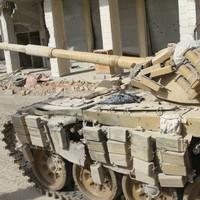 A szír harckocsizók nehéz napjai
