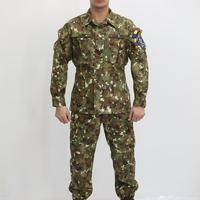 A román hadsereg új egyenruhája
