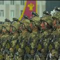 Észak koreai katonai parádé (2020)