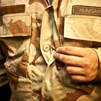 A Magyar Honvédség Afganisztánban alkalmazott ruházati felszerelése