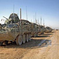 Strikerek Afganisztánban