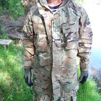 Jacket Combat MVP MTP DP