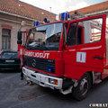 Mercedes Benz 1124 Gépjárműfecskendő