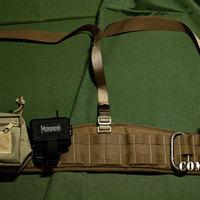 Diamondback Tactical Combat Belt