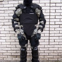CPE Riot Equipment In-Front testprotektorok