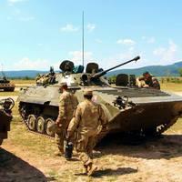 Brave Warrior 2017: szlovák hadsereg