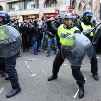 London gyötrelmes öt napja