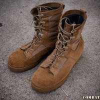 Wellco Temperate Weather Combat Boots