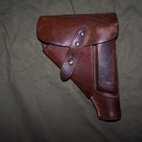 PA 63 bőr fegyvertok (Honvédség/Határőrség)
