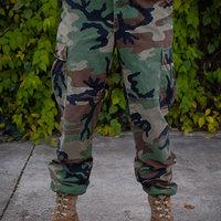Battle Dress Uniform (nadrág)