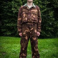 87M harci-gyakorló ruházat