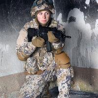 Lett katonák egyéni felszerelése