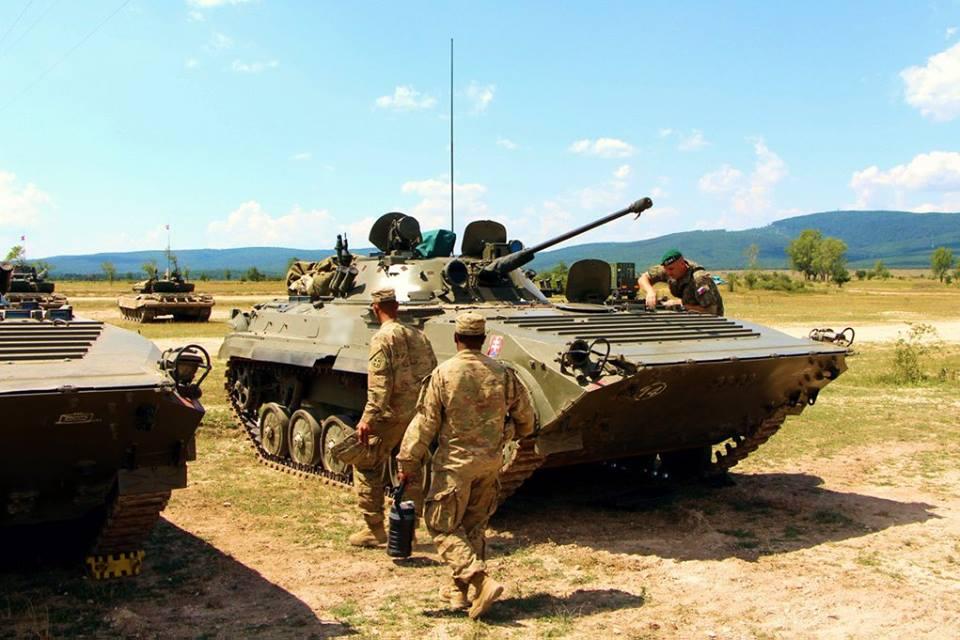 Brave Warrior 2017  szlovák hadsereg - Combat Gear Blog 49c6e0a352
