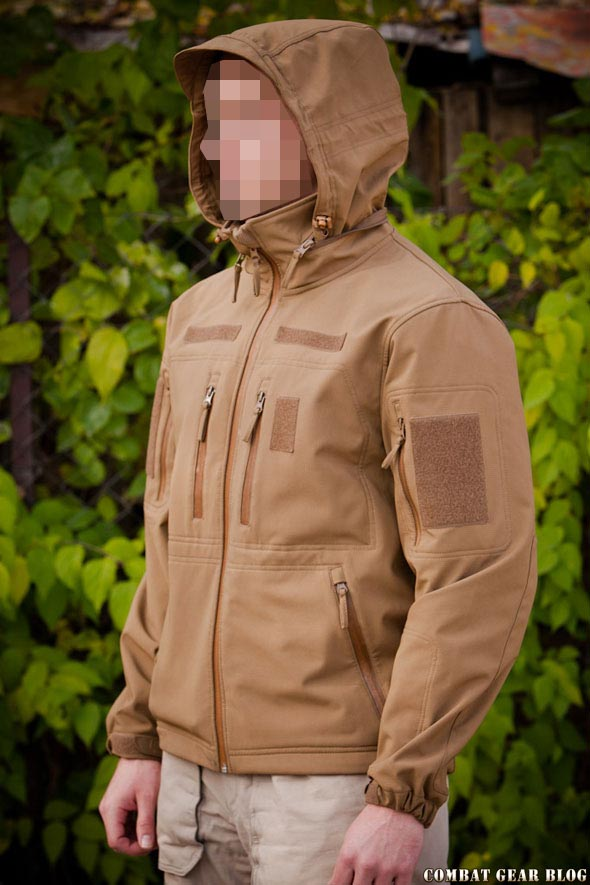 Gurkha Tactical Softshell - Combat Gear Blog 9953cd4565
