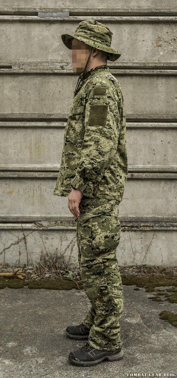 Horvát Digitális Egyenruha (zubbony) - Combat Gear Blog af5200b86a