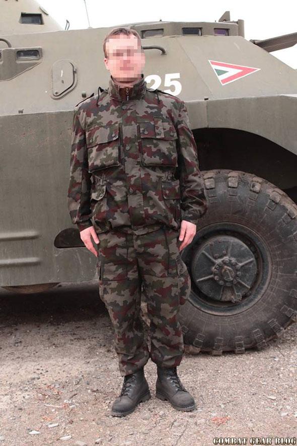 56ee3c4403 M-91 Szlovén Harci Gyakorló Ruházat (korai) - Combat Gear Blog