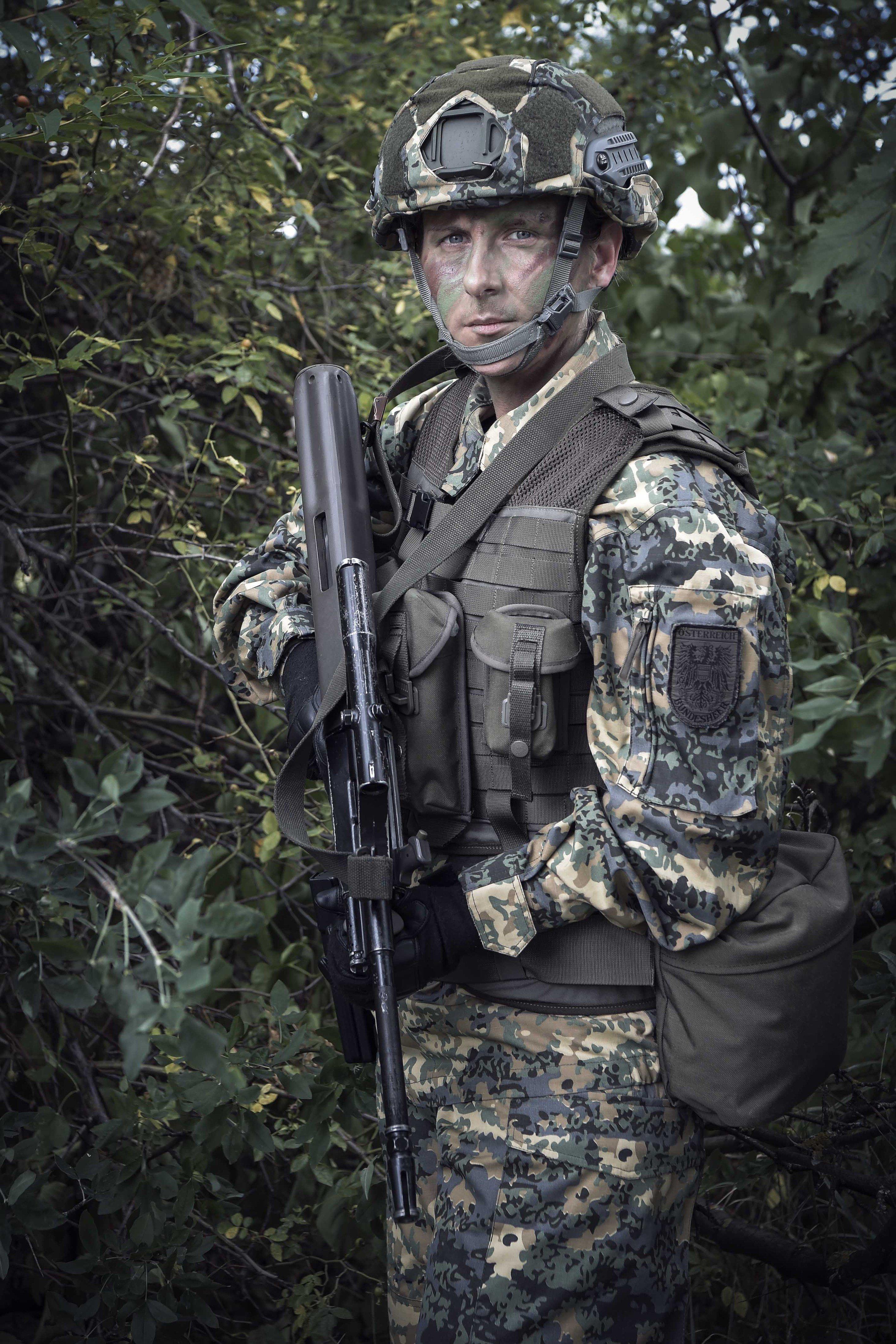 Az osztrák hadsereg új ruházata - Combat Gear Blog bb957ce613